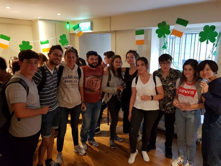 ULearn English School Dublinの一般英語コース(General English)