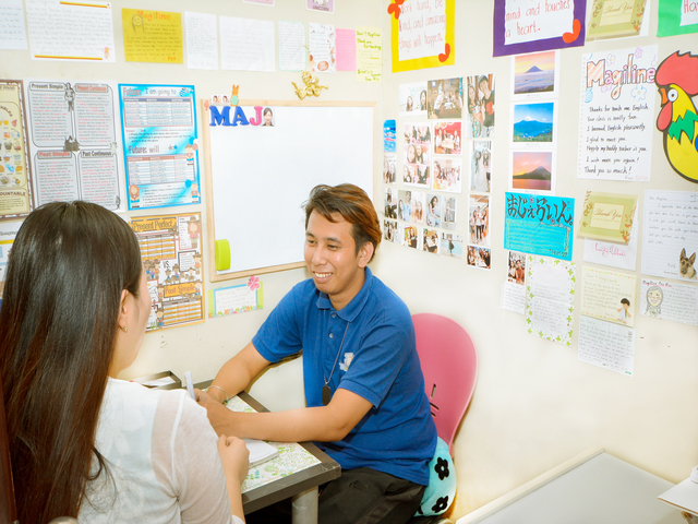 Cebu English Academy (CEA)のTOEIC8コース